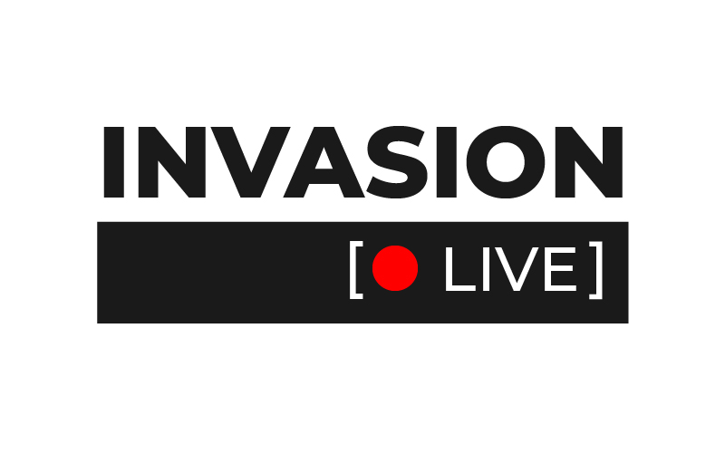Invasion Live Logo