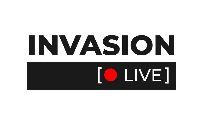Invasion Live Logo