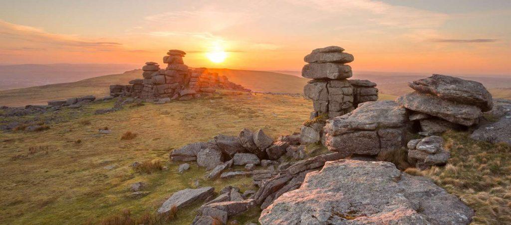 Dartmoor Terrain